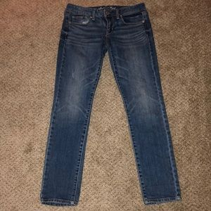 American Eagle Skinny Stretch Jeans 8S